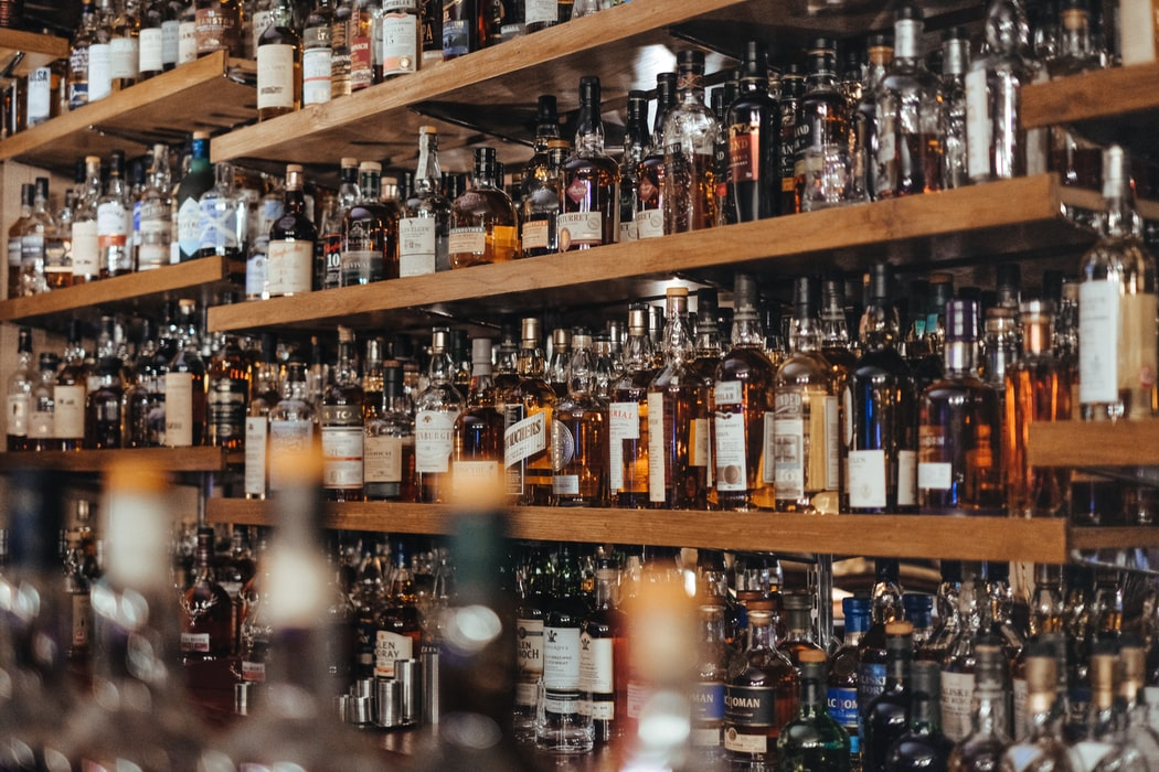 Restaurants and taverns traded in alcohol despite the bans