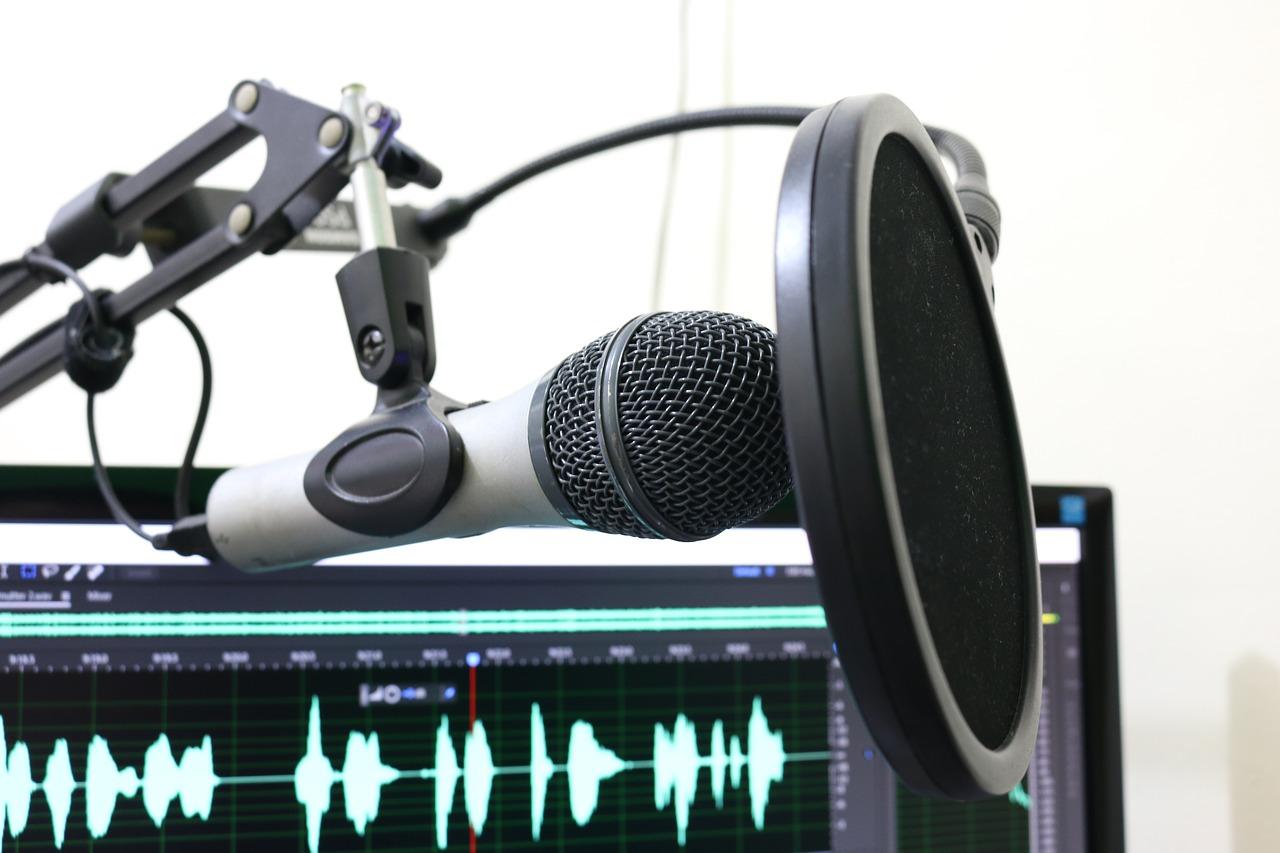 SABC microphone