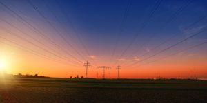 Energy - electricity powerlines